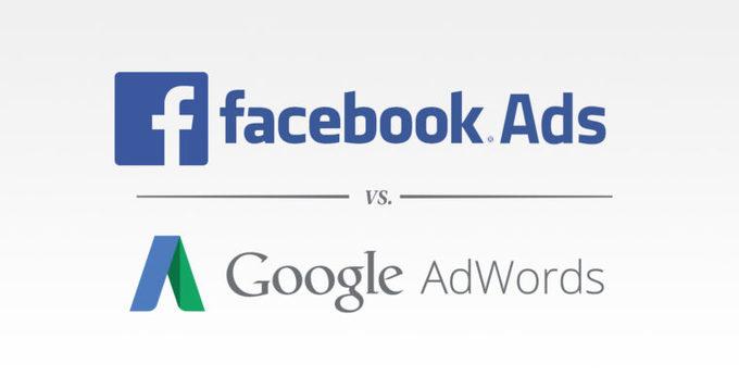 Google AdWords ou Facebook ADS post