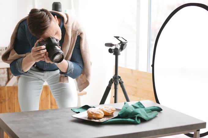 Como tirar boas fotos para loja virtual